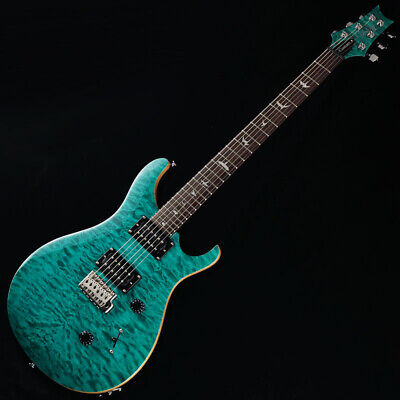Paul Caña Herrero Guitarra Eléctrica SE Custom 24 Aqua Q