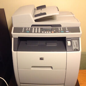 HP Color LaserJet P2840 all in one