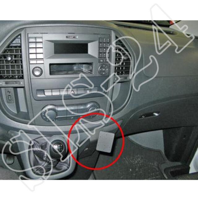 BRODIT ProClip 855063 Mercedes Benz Vito ab2015 Naivgation Halterung KFZ Konsole