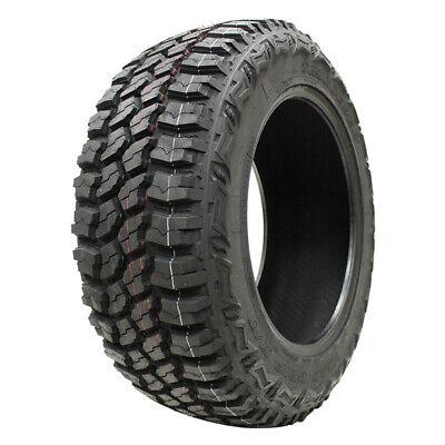 4 New Thunderer Trac Grip M/t R408  - Lt285x75r16 Tires 2857516 285 75 16