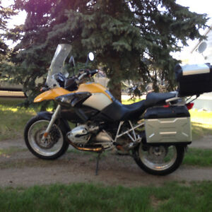 2005 BMW R1200 GS - Touring    Motivated Seller!