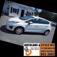 2012 Ford Fiesta Hatchback  107000 km Only  $7995 Bedford Halifax Preview