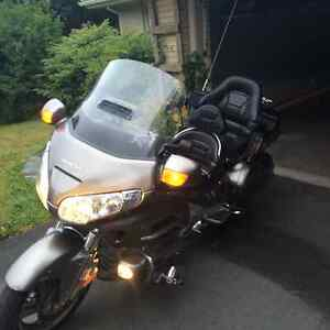 Honda Goldwing fully loaded, great condition