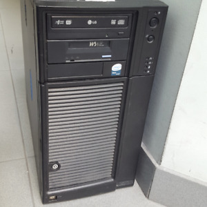 Intel Server with  Server Board S5000VSA Dual Xeon 5050
