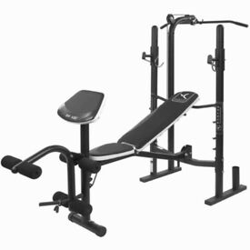REDUCED- £180 ono Weights bench and weights