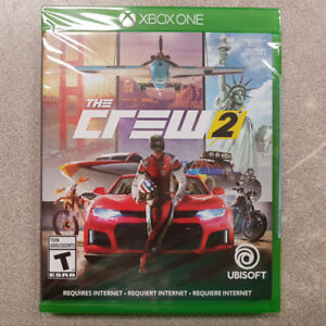 The Crew 2 Xbox One Game - NEW