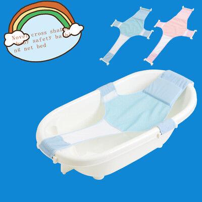 Baby Kids Bath Seat Safety Support Shower Adjustable Bathtub Bathing Shower  ()