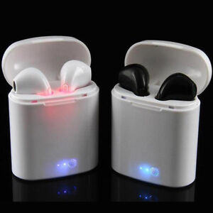 Bluetooth Earbuds - Wireless Headphones - Airpods - Microphone