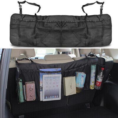 Nissan Micra Hatchback Cargo Tidy Net Hanging Boot Luggage Storage Organiser Bag