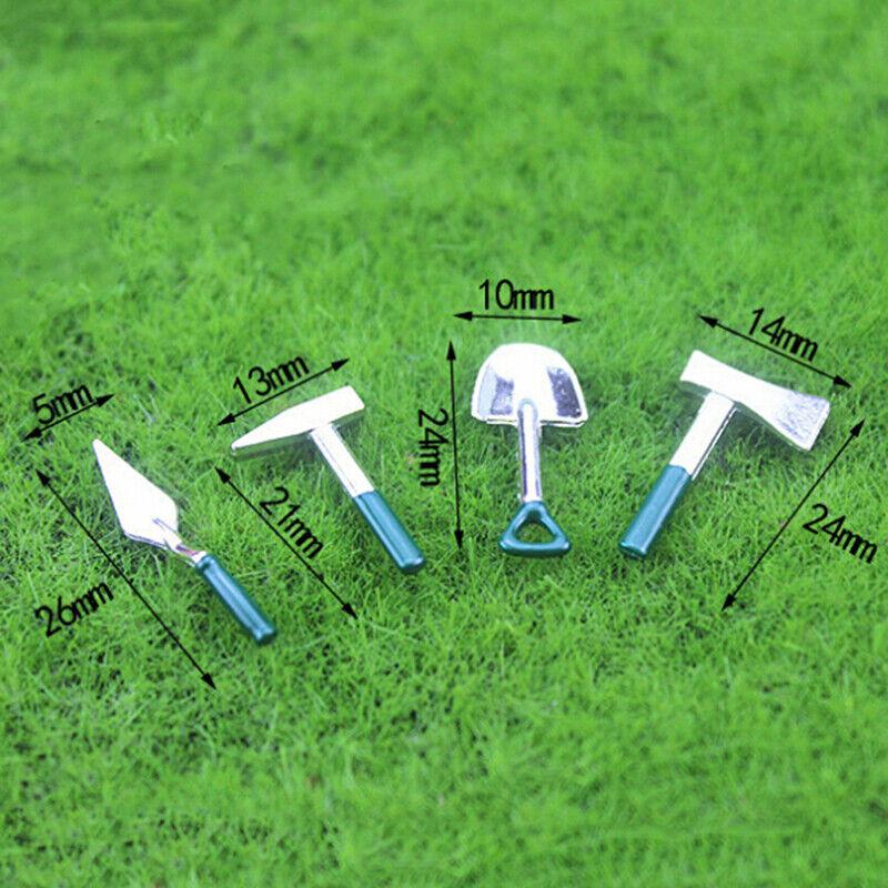 1:12 Miniature outdoor tool dollhouse diy doll house decor accessories F pn SKUS