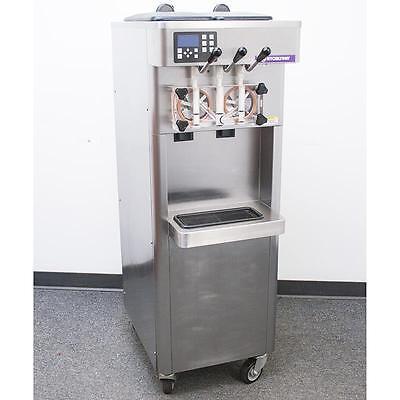1 Stoelting Twin Twist Soft Serveyogurt Machines Water Cooled