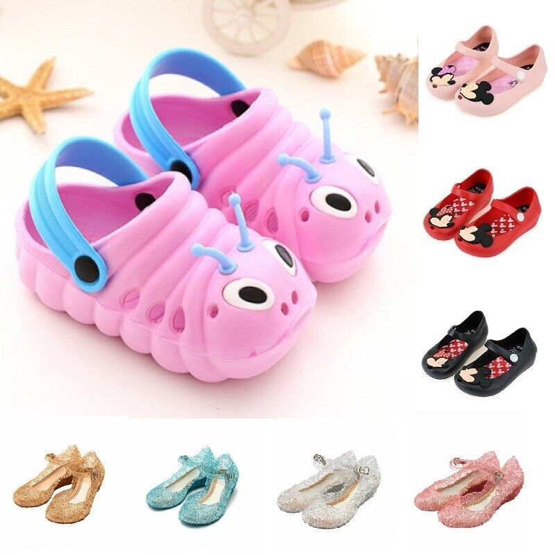 Newborn Boy Shoes Girl Baby  Slip-On Slippers Infant Sole Toddle Sandals Sneaker