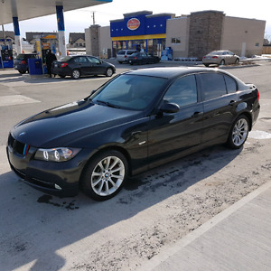 BMW Sport Rims With New Toyo Tires