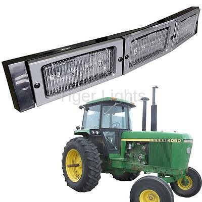 Led Hood Conversion Kit For John Deere 4050 4055 4250 4255 4450 4455