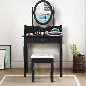 Dressing Table Stool Mirrors Jewellery Cabinet Drawers Makeup Sydney City Inner Sydney Preview