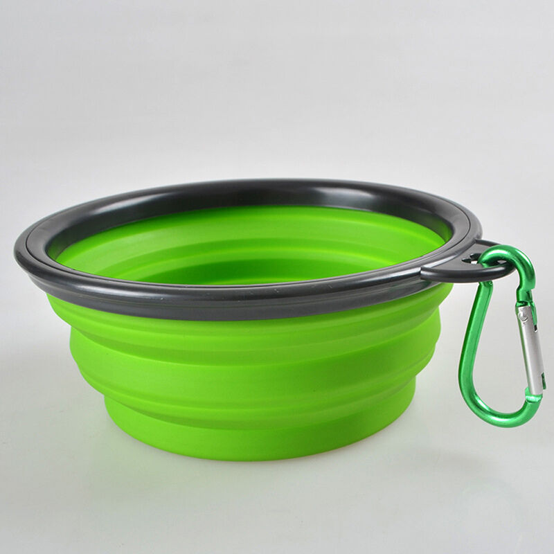 Portable Dog Water Bowls Bowl For Large Breed Dogs Premium: Portable Collapsible Pet Travel Bowl Cat Dog Food Water