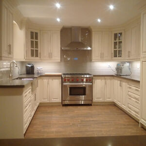 High Quality Solid Maple Kitchen Cabinets! Good Price!!!