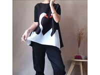 New Miyake fold top female clothes for sale