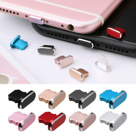 Anti Dust Charger Port Plug Cover Cap Accessories for iPhone and iPad