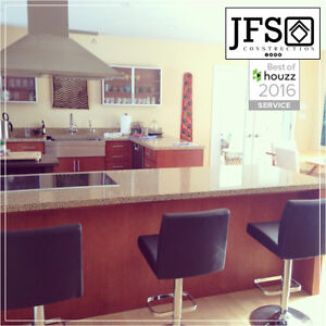 JFS Construction | Custom Renovations Kitchener / Waterloo Kitchener Area image 1