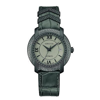 Versace V13010016 Men's DV-25 Gray Automatic Watch