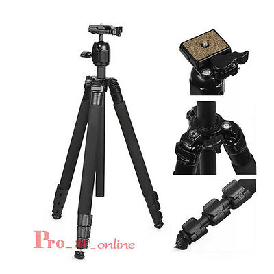 Pro FANCIER FT wf 6662A Travel Camera Photo Tripod for Canon Nikon Sony DSLR SLR