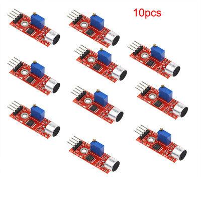 10x High Sensitivity Microphone Sensor Sound Detection Arduino Module Avr Pic N
