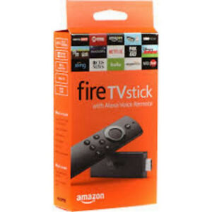 brand new amazon fire stick 2nd gen for sale , great for kodi