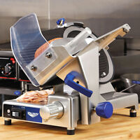 "Vollrath 40952 12"" Heavy Duty Meat Slicer w/ Safe Blade Removal"
