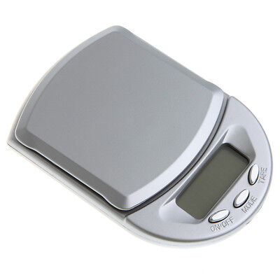 500g/0.1g Weight Weigh Mini LCD Digital Pocket Jewelry Diamond Balance Scale