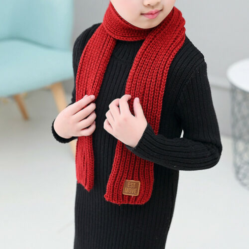 Efficient New Winter Men Women Winter Baby Scarves Boys Girls Childrens Collar Warm O-ring Scarf For Children Neck Warmer Neckerchief Excellent In Quality