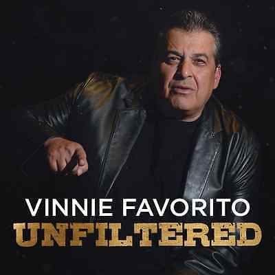 2 TICKETS TO THE VINNIE FAVORITO UNFILTERED COMEDY SHOW IN LAS VEGAS