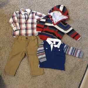 Gymboree Toddler Boys outfit 12-18 months