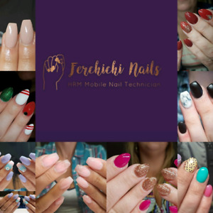 Gel nails - At your home (HRM)