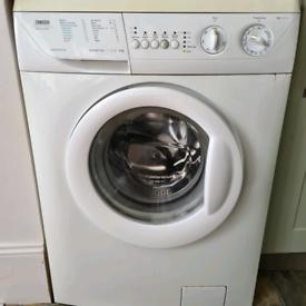 Zanussi Electrolux washing machine, 1200 spin, 6 kg