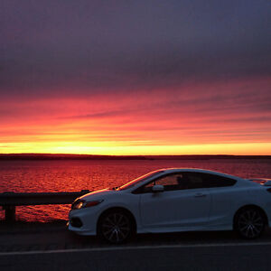 2014 Honda Si Civic Coupe (2 door)