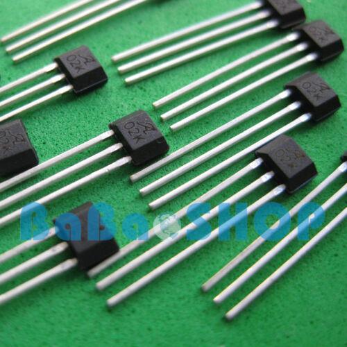 5pcs ~100pcs Original Allegro A1302KUA-T A1302KUA A1302Hall Effect Sensors