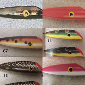 Wanted: Looking To Buy Lyman Lures, will pay up to $25 each!