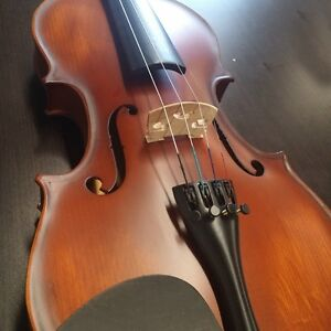 New 4/4 Size Violin Foam Case Bow Brown  MOVING SALE 20%OFF
