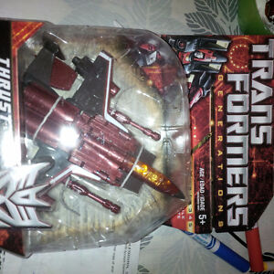 New Transformers Generations Thrust (sealed)