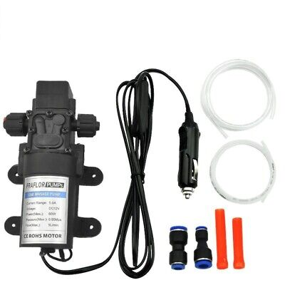 12v Automobile Engine Self-priming Electric Oil Pump High Pressure Extractor