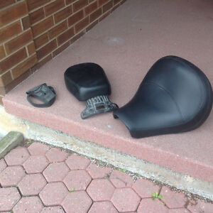 Victory classic cruiser motorcycle  seats 2003
