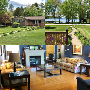 Buckhorn lake Deeded Access with your own dock
