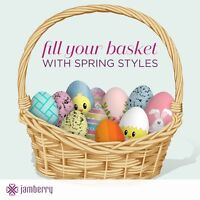 Jamberry Easter Baskets