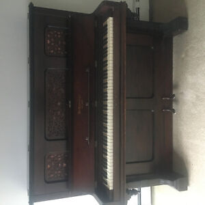 Kanbe Upright Piano