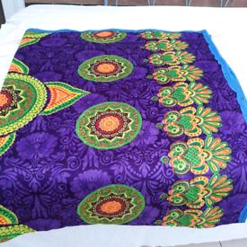 Blanket or picnic mat or bedding