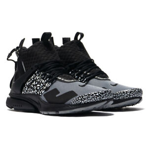 check out 8de6e 5d18a ... coupon for nike x acronym air presto mid cool gray us 10 3b984 8041f