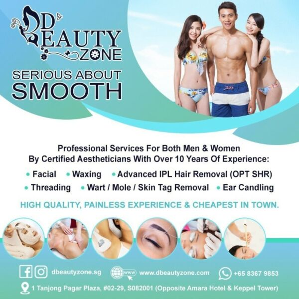 The Cheapest Waxing OPT SHR IPL Service In Singapore For Both Men & Women (Home-Based sg)