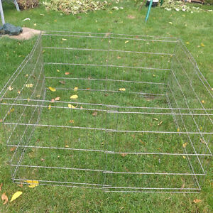 """Playpen for Dogs Eight 24"""" Wide x 25"""" High Panels"""