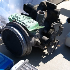 Throttle body 3800 series 2 supercharged gtp gs ss ssei